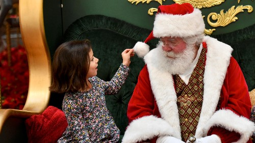Why children really believe in Santa Claus