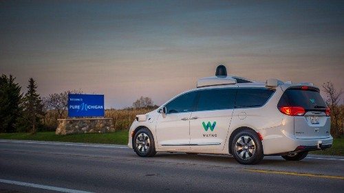 Waymo is turning to Detroit to build its first self-driving car factory