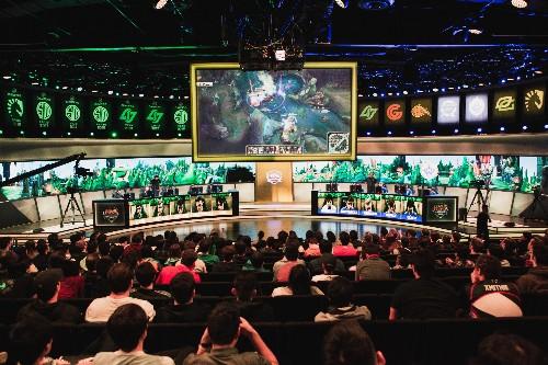 "Gamers spot censorship of ""Uyghur"" in League of Legends"