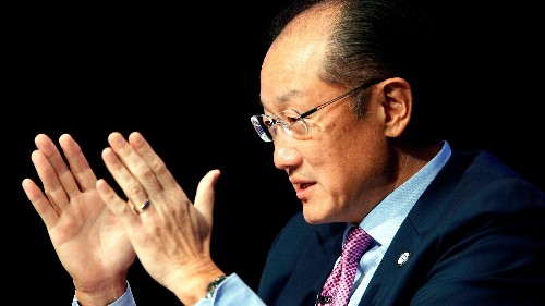World Bank president Jim Kim on Asian infrastructure investment, Africa rising, and his bromance with Jack Ma