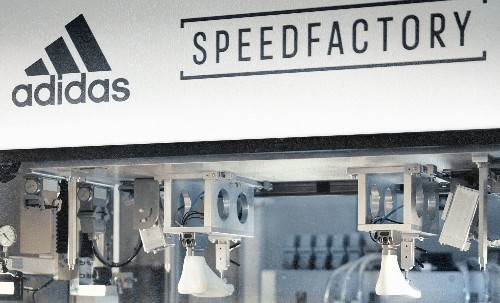 Adidas is shutting down its Speedfactories in Germany and the US