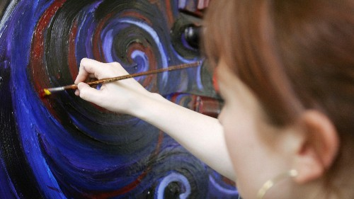The myth of the young artistic genius is keeping us from pursuing our passions