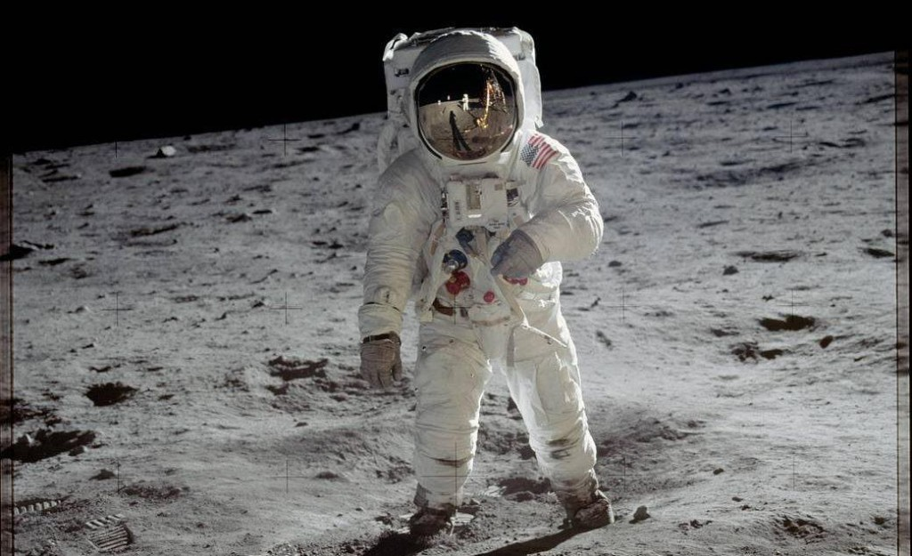 Fifty years after men walked on the moon, it's time to talk about peeing in space