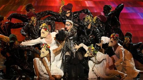 At Eurovision 2019 Madonna calls for Israeli-Palestinian unity