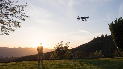 The future of drones is apps