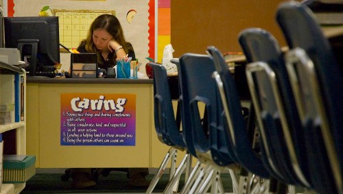 Why don't Americans trust their teachers?