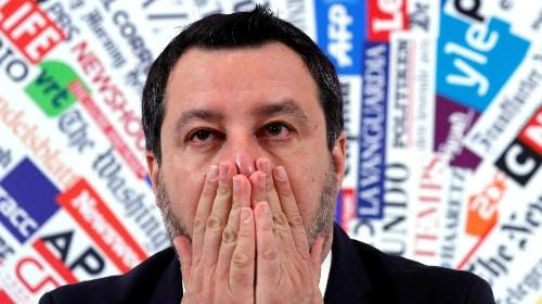 Coronavirus is hurting Italian far-right propaganda