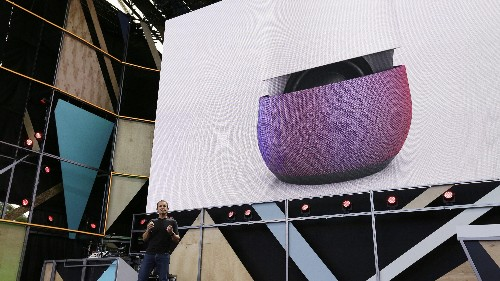 Apple probably won't compete with the Google Home and Amazon Echo