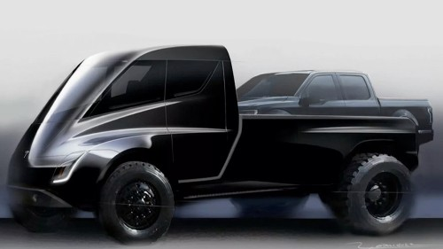 Tesla's pick-up truck is coming tonight