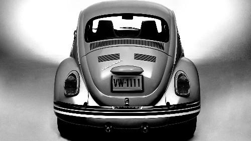 Volkswagen's Beetle, 81, is no more