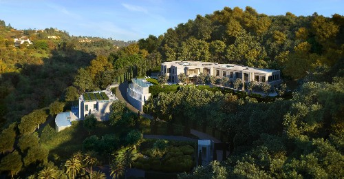 This new mega-mansion subdivision in LA is for people too rich for plain old mansions