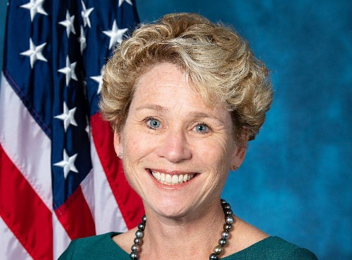 Rep. Chrissie Houlahan: building friendships is key to success