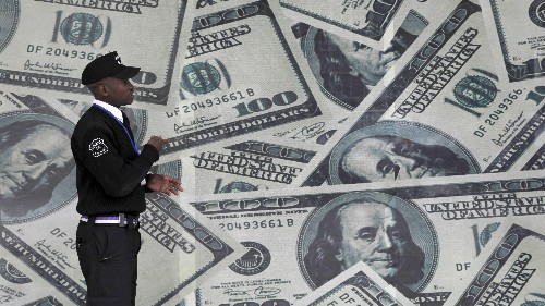 There are now more $100 bills than $1 bills in the world