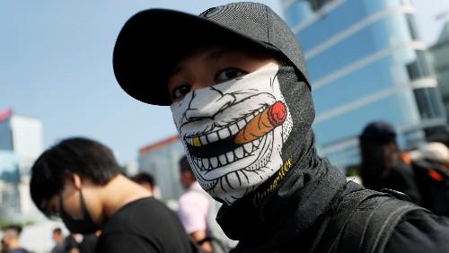Anti-mask law: The 1922 origins of Hong Kong's emergency powers