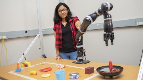 We're teaching robots to build their own tools