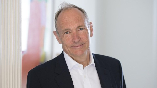 Tim Berners-Lee thinks we can still fix the internet