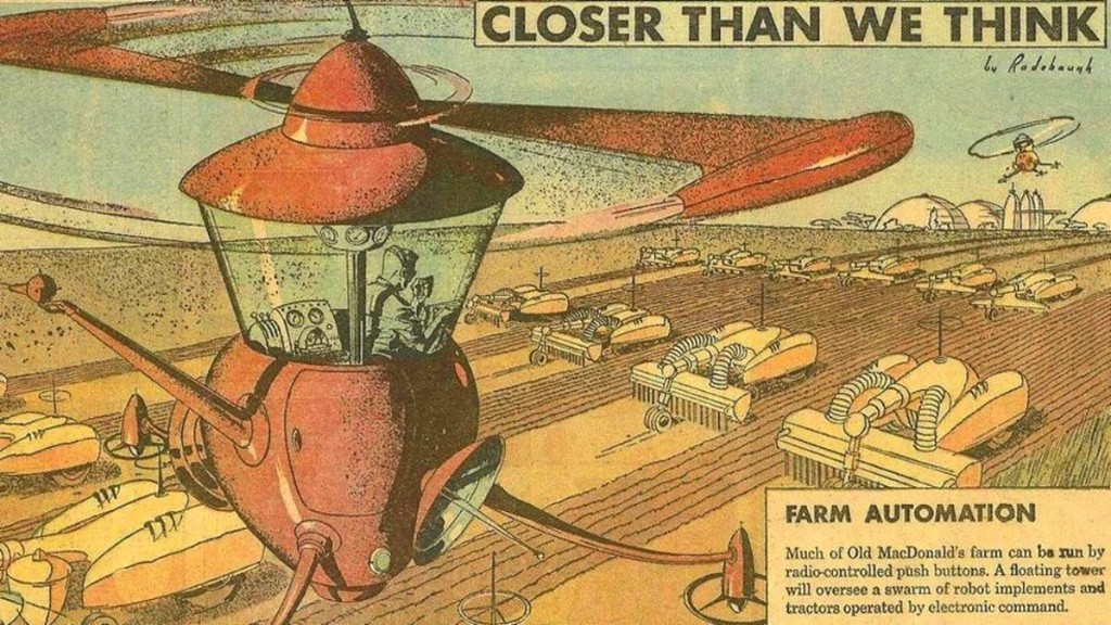 The comic book artists that fuelled a century of science innovation