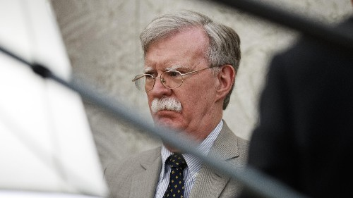 John Bolton's departure is good for diplomacy, bad for stability