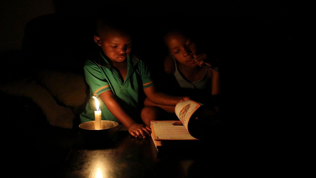 Solar Energy in Africa - Magazine cover