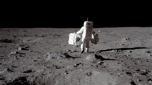 Was the moon landing faked? Absolutely not, says a film expert
