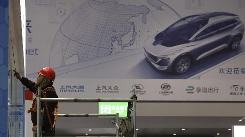 VC cash to China's electric car startups drops nearly 90%