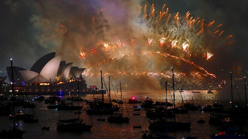 New Year's Eve celebrations need to adapt to climate change