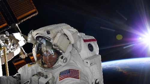 NASA is investigating what may be the first space crime