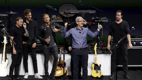 Apple Music has already attracted a third as many paying users as Spotify