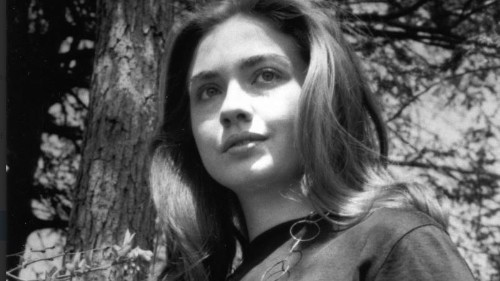 Photos: The emerging political activism of Hillary Clinton during her Wellesley college years