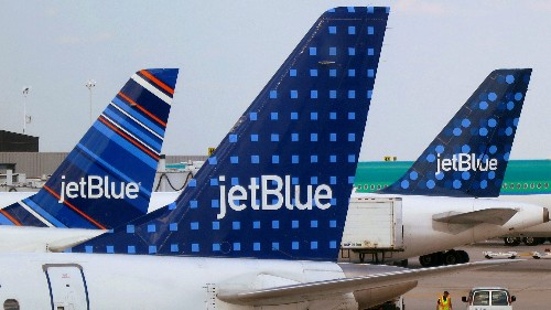 JetBlue is taking Walmart to court over its Jetblack shopping service