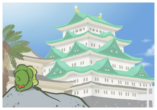 "Japan's hit mobile game ""Travel Frog"" teaches a philosophical lesson about letting go"