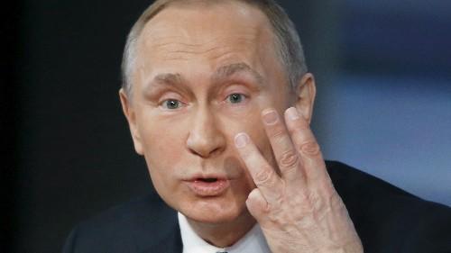 How does Vladimir Putin love Donald Trump? Let me count the ways