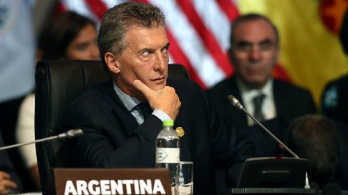 How Argentina went from selling 100-year bonds to an IMF rescue in a matter of months