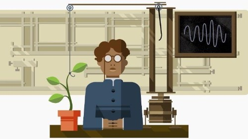 Jagadish Chandra Bose, the Indian scientist who pioneered wireless communication in the 1890s