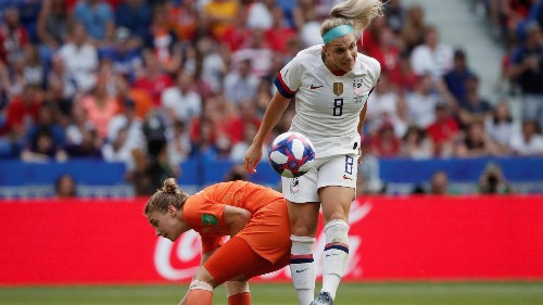 US team wins Women's World Cup, boosts case for equal pay
