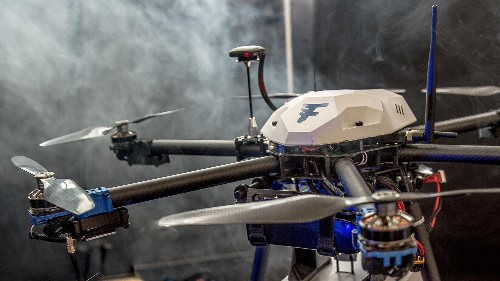 The first successful drone delivery in the US has taken place