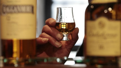 Scotch whisky distributors face US tariffs after today
