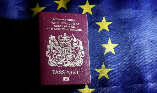 Designers are being asked to reimagine the UK's bewildering passport design for a post-Brexit world