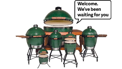 At the altar of the Big Green Egg: How a product becomes a cult