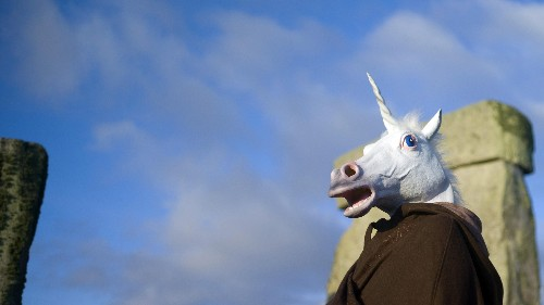 Silicon Valley's unicorn fantasy is collapsing in on itself