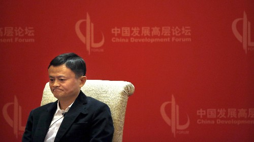 Alibaba entered an anti-counterfeiting coalition that pissed off titans of fashion