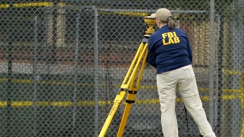 The average salary at the FBI is $37,000