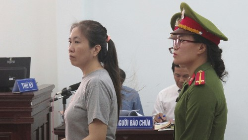 """""""Why did the fish die?"""": The questions and Facebook posts that led Vietnam to imprison a mom blogger"""