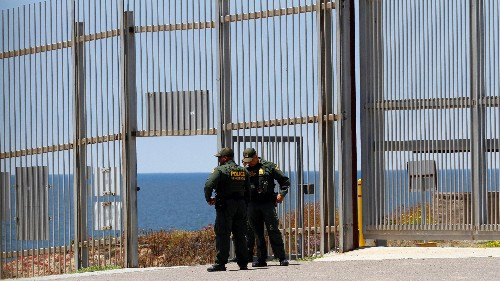 CBP officers arrested 5 times as often as other law enforcement