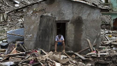 Violent mudslides killed dozens in Nepal last night
