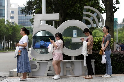 Forget 5G, China begins development of 6G