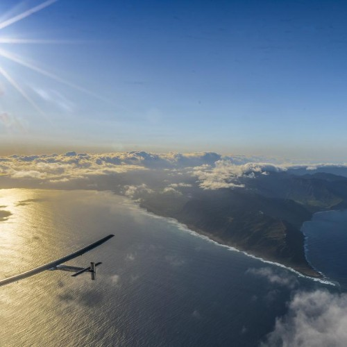 Bertrand Piccard's profitable solutions to climate change