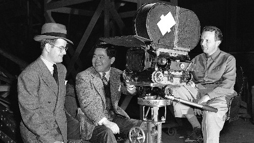 James Wong Howe: Today's Google doodle honors the legendary cinematographer