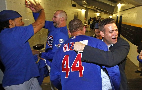 The Cubs built the best team in baseball by scouting for soft skills