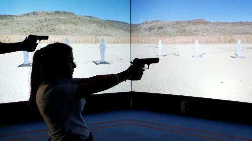 Murder in virtual reality should be illegal